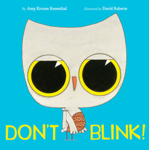 """Don't Blink"" Book By Amy Grouse Rosenthal"
