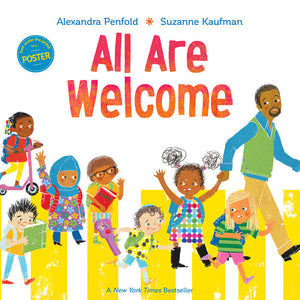 """All Are Welcome"" Book By Alexandra Penfold"