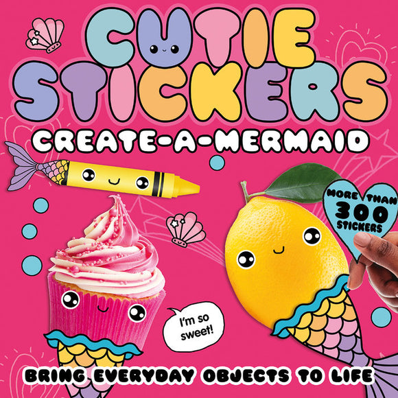 Cutie Stickers, Create-a-Mermaid