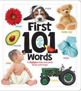 """First 101 Words"" Created by Highlights Learning"