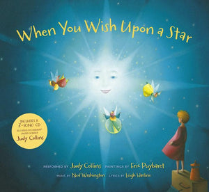 """When You Wish Upon a Star"" Book By ERIC PUYBARET"