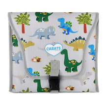 Load image into Gallery viewer, Cool Carats Car Seat Cooler, Dino