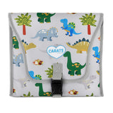 Cool Carats Car Seat Cooler, Dino