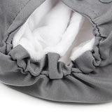 close up of Bumkins Cloth Diaper leg gusset