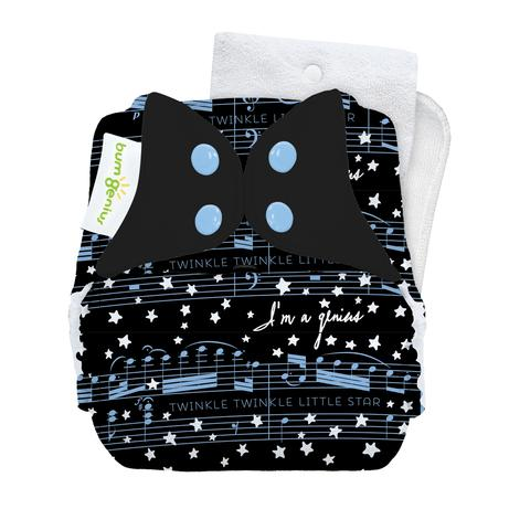 BumGenius 5.0 Pocket Diaper, Snap