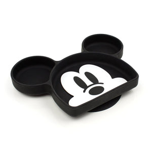 Bumkins Silicone Grip Dish, Mickey Mouse