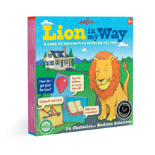 Load image into Gallery viewer, Lion in my Way Learning Game