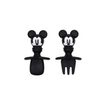 Load image into Gallery viewer, Bumkins Silicone Chewtensils, Mickey Mouse