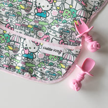 Load image into Gallery viewer, Bumkins Silicone Chewtensils, Hello Kitty