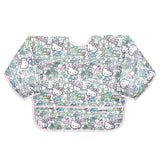 Bumkins Sleeved Bib, Hello Kitty
