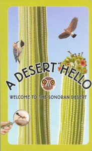 """Desert Hello"" Board Book By Abby Mogollon"