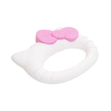 Bumkins Silicone Teether, Hello Kitty