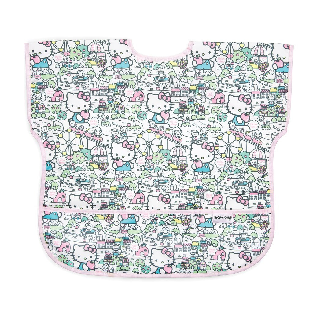 Bumkins Junior Bib, Hello Kitty