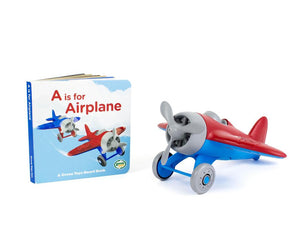 Airplane and Book Set