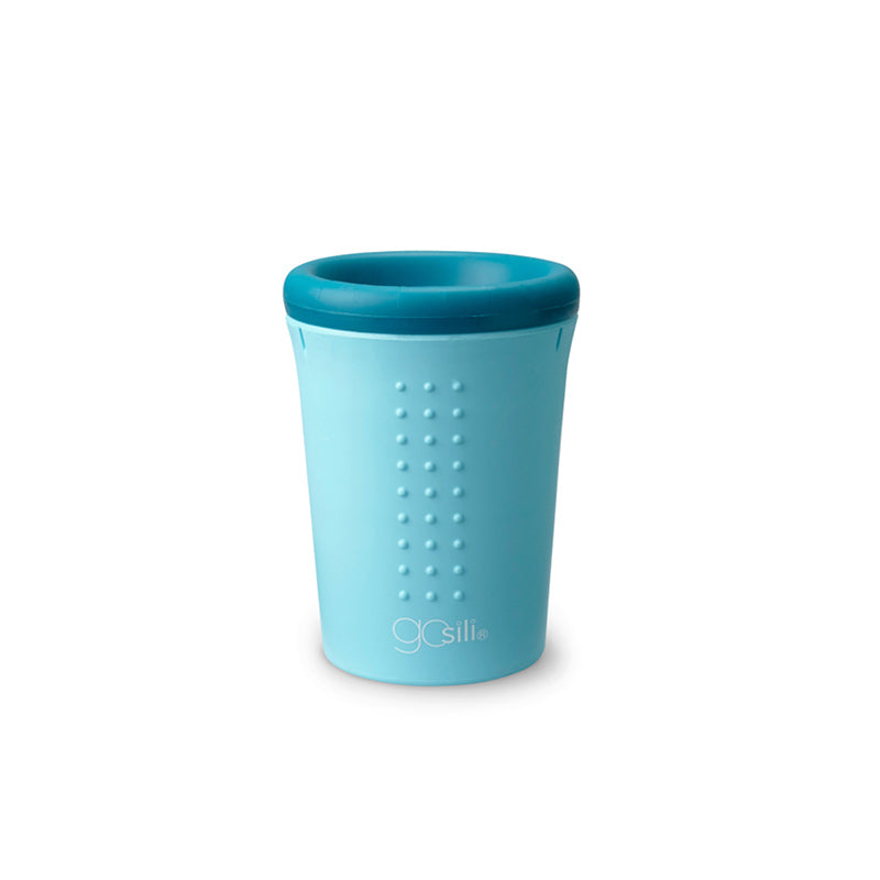 Oh! No Spill Silicone Cup, Blue