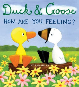 """Duck & Goose: How Are You Feeling?"" Book By Tad Hills"