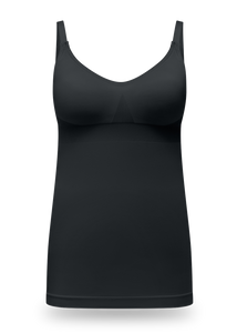 Bravado Body Silk Seamless Nursing Cami, Black
