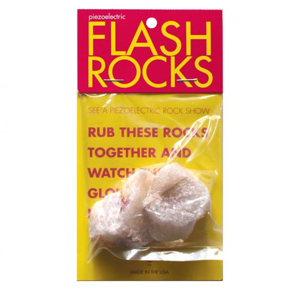 Flashing Rocks