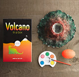 DIY Volcano In A Box