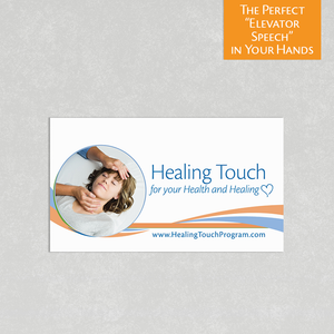 Healing Touch Introduction Cards - Pack of 100