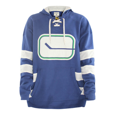 Vancouver Canucks Men's CCM Pullover Jersey Hoody - Vanbase