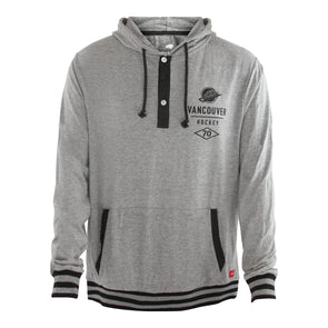 Vancouver Canucks Men's Sportiqe Vancouver Hockey Lightweight Hoody - Vanbase