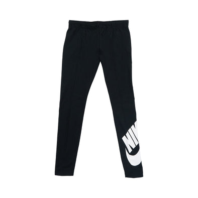 Vancouver Canucks Girls Nike Orca Leg-A-See Leggings