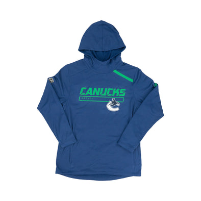 Vancouver Canucks Fanatics Rinkside Hoodie