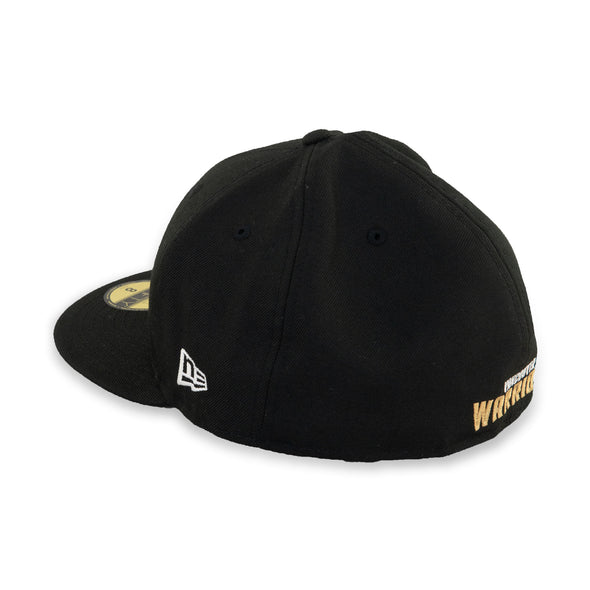Vancouver Warriors New Era Logo 5950 BLK