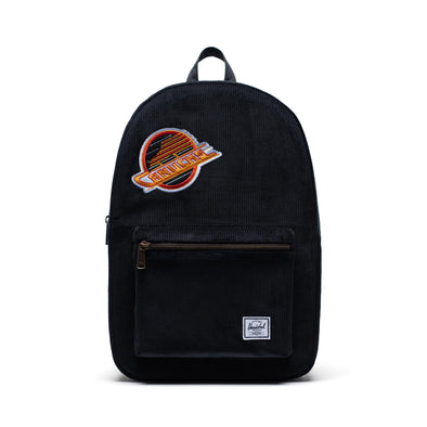 Vancouver Canucks Herschel Corduroy Settlement Skate Backpack