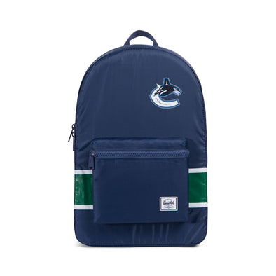 Vancouver Canucks Herschel Orca Packable Backpack - Vanbase
