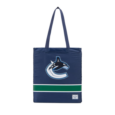 Vancouver Canucks Herschel Orca Packable Tote