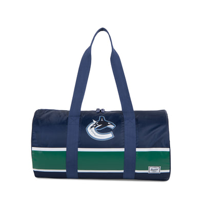 Vancouver Canucks Herschel Orca Packable Duffle