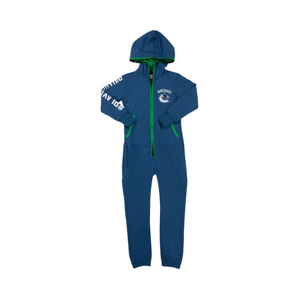 Canucks Youth Ethical Profiling Orca Onesie
