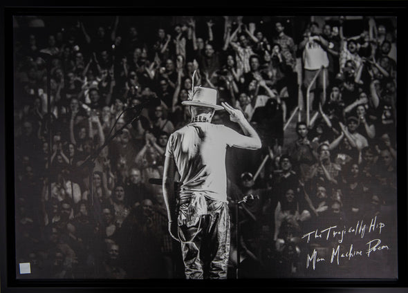 Tragically Hip Canvas