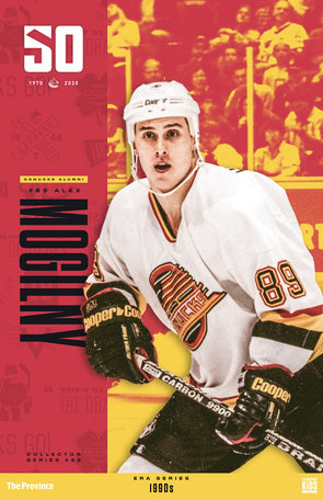 "Vancouver Canucks ""1990 Series"" Alex Mogilny"