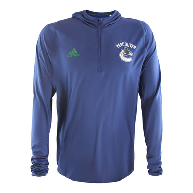 Vancouver Canucks Men's Adidas Other Training Hood - Vanbase
