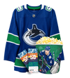 Vancouver Canucks Youth Blank Ultimate Fan Pack