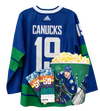 Vancouver Canucks Youth Name & Number Ultimate Fan Pack