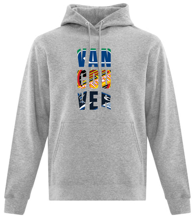 Vancouver Canucks Legends Men's Hoodie