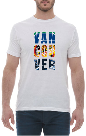 Vancouver Canucks Legends Men's T-Shirt