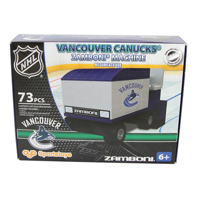Vancouver Canucks OYO Lego Zamboni Machine