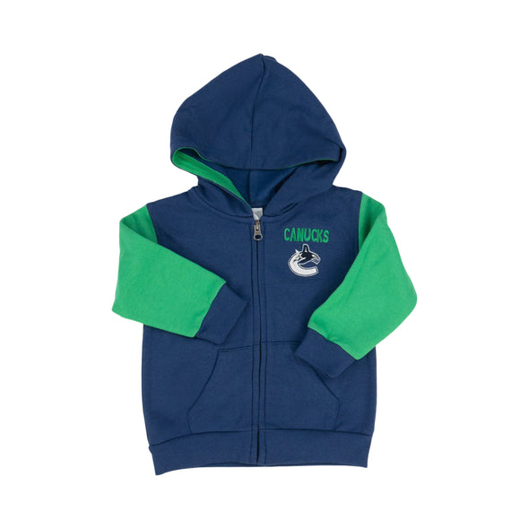 Vancouver Canucks Infant Orca Stadium Hoodie