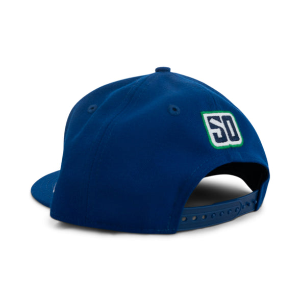 Vancouver Canucks New Era 50TH ORCA 950
