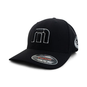TM ORCA BAHAMAS HAT BLACK