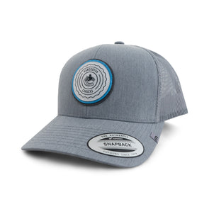 Vancouver Canucks TravisMathew ORCA WIDDER HAT O/S GREY