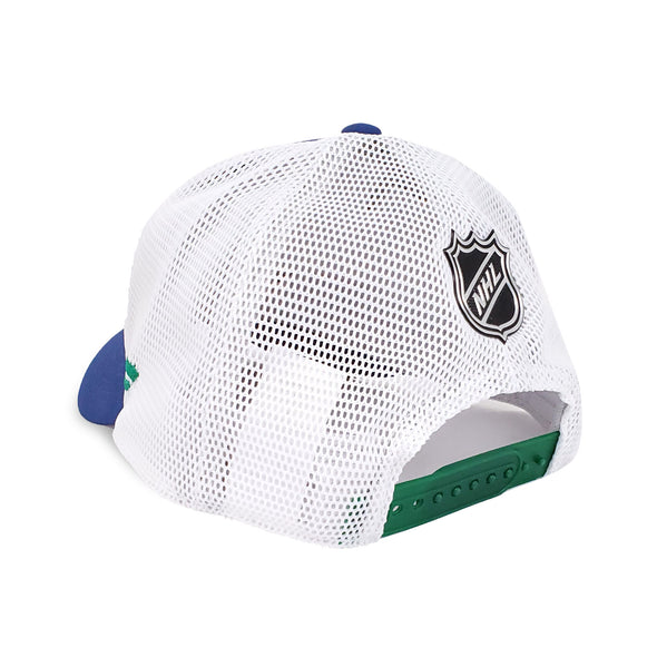 Vancouver Canucks Youth 2020 Draft Hat
