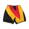 Vancouver Canucks Mens M&N Big Face Basketball Shorts Flying V