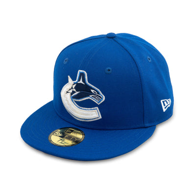 Vancouver Canucks New Era Orca 5950
