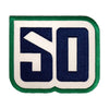 Vancouver Canucks 50th Season Anniversary Patch